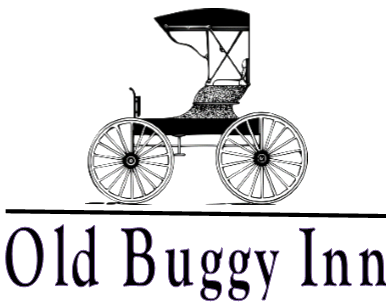 The Old Buggy Inn Logo